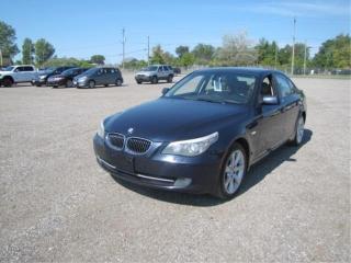 2008 BMW 535XI 155119 MILES
