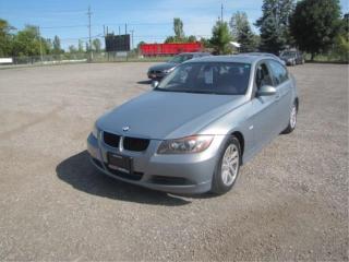 2006 BMW 325i 212699KM