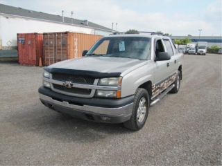 2004 CHEVROLET AVALANCHE 361111 KMS