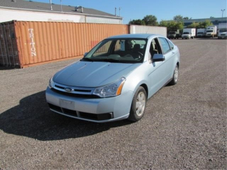 2009 FORD FOCUS 125194 KMS