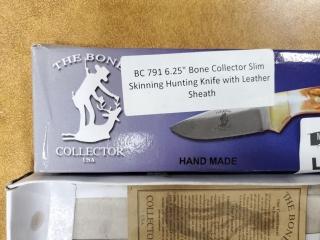 Bone Collector Slim Skinning Knife 6.25