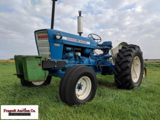 Ford 5000 2 WD Tractor ? 8 Front Weights, Front Hi
