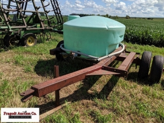 300 Gallon Water Tank on Rock Picker Chassis ? New