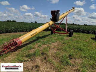 Westfield WR100-31 Auger ? Good Flighting, 10 HP S