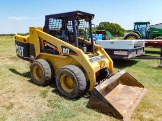 1999? Caterpillar 236 Skid Steer wheel loader