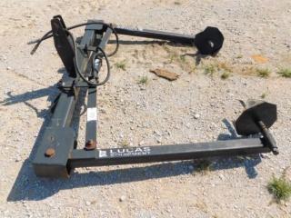 Lucas mod. BU-12 3pt. hydraulic hay mover