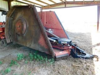 Bush Hog 2620 20? batwing rotary mower, 540 PTO