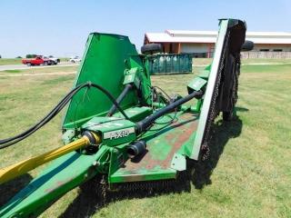 John Deere HX15 15? batwing mower, good condition