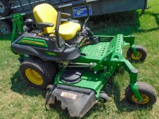 John Deere Z930M, zero turn lawn mower, 60