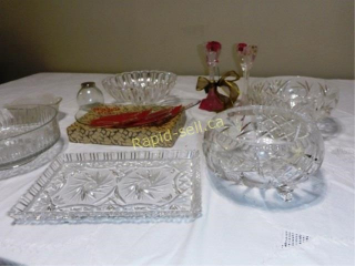 Crystal For the Table Plus