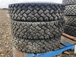 Tire 11R22.5 - Bid Price is Per Tire - Must Take 3 Times the Money UNRESERVED