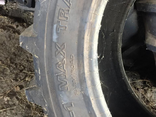 UNUSED 20.8x38 Tractor Tires w/ Tubes- Bid Price is Per Tire - Must Take 4 Times the Money  OFFSITE