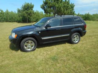 2007 Jeep Grand Cherokee 4x4