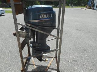 2008 Yamaha 4-Stroke Boat Motor