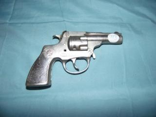 VINTAGE TROOPER CAP GUN PISTOL