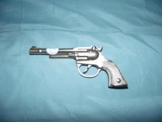 VINTAGE HUBLEY PET CAP GUN PISTOL