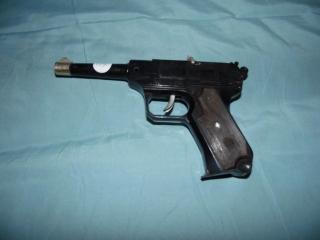 VINTAGE MAGNA 2107 CAP GUN PISTOL