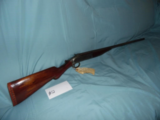 ANTIQUE IVER JOHNSON 28 GUAGE LUG FORGED IN ONE