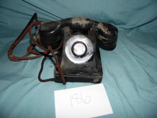 ANTIQUE BAKELITE TELEPHONE STROMBERG WESTERN