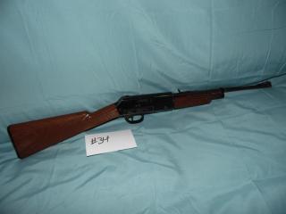 VINTAGE CROSSMAN BB GUN RIFLE