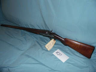 L.C. SMITH HUNTER ARMS 1883 12 GUAGE SHOTGUN