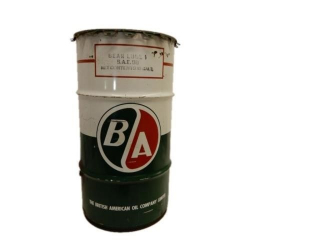 B/A (GREEN/RED) GEAR LUBE 13 GALS. DRUM / CAP