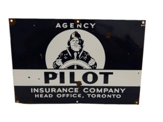 PILOT INSURANCE COMPANY AGENCY SSP SIGN