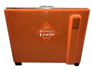 ORANGE CRUSH SODA COOLER