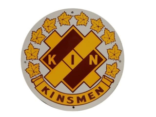 KINSMEN SSP SIGN