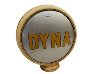 DYNA GAS PUMP GLOBE