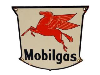 MOBILGAS PEGASUS SSP PUMP PLATE