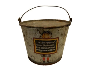 BLACK BEAUTY AXLE GREASE / SLATE BOY 10 POUND PAIL