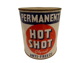 HOT SHOT ANTI-FREEZE IMP. GAL. CAN