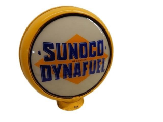 SUNOCO DYNA FUEL GAS PUMP GLOBE