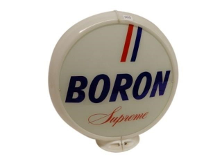 BORON SUPREME GAS PUMP GLOBE
