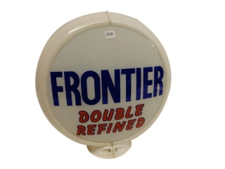 FRONTIER DOUBLE REFINED GAS PUMP GLOBE