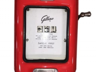 GILBARCO WALL MOUNT AIR METER