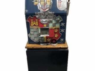 MILLS NOVELTY 10 CENT SLOT MACHINE
