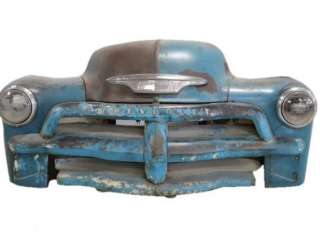 1950'S CHEVROLET FRONT END WITH WORKING LIGHTS