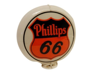 PHILLIPS 66 GAS PUMP GLOBE