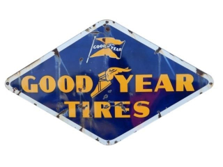 GOOD YEAR TIRES SSP SIGN