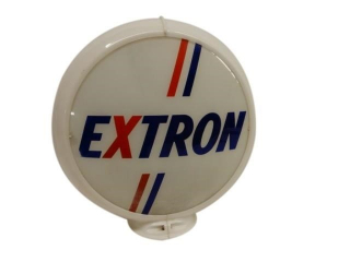 EXTRON GAS PUMP GLOBE