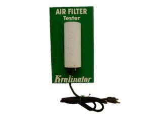 KRALINATOR AIR FILTER TESTER