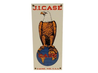 J.I.CASE EAGLE SSP SIGN