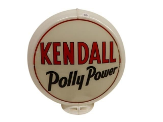 KENDALL POLLY POWER 13.5 GAS PUMP GLOBE