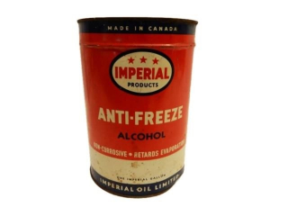 IMPERIAL THREE STAR ANTI-FREEZE IMP.  GAL. CAN