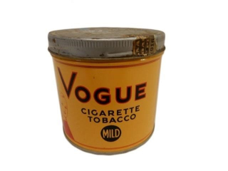 VOGUE CIGARETTE TOBACCO MILD 1/2 LB. CAN