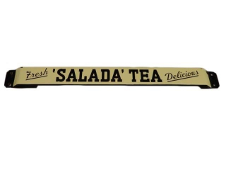 FRESH 'SALADA' TEA  DELICIOUS PORC. PUSH BAR