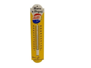 HAVE A PEPSI LIGHT REFRESHMENT SSP THERMOMETER