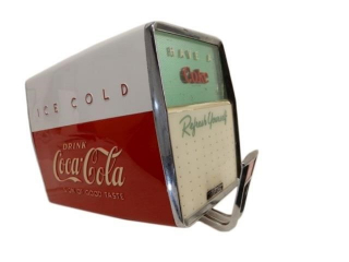 DRINK COCA-COLA SIGN OF GOOD TASTE FOUNTAIN COOLER
